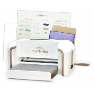 Máquina para Emboss e Corte A4 - Platinum Die Cutting and Embossing Machine - Spellbinders