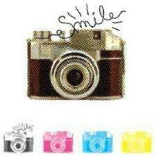 Carimbo CMYK Stamps - Camera - We R Memory Keepers