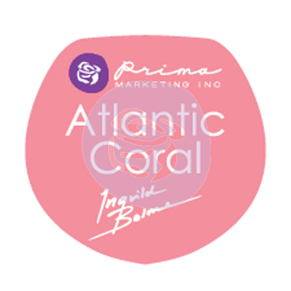 Carimbeira Chalk Edgers - Atlantic Coral - Prima Marketing