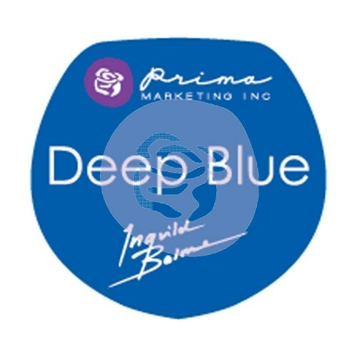 Carimbeira Chalk Edgers - Deep Blue - Prima Marketing