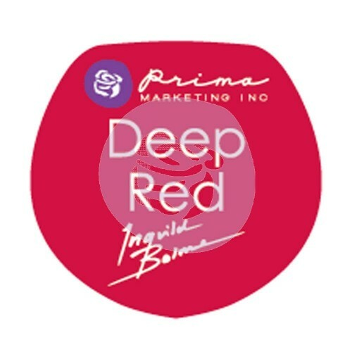Carimbeira Chalk Edgers - Deep Red - Prima Marketing