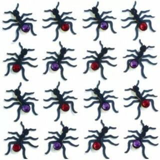 Cartela Adesivos - Black ant Repeats - Jolees Boutique