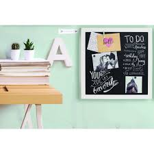 Quadro Magnético Chalkboard - Magnetic Chalkboard Frame