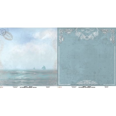 Papel Under The Sea 01 - 180gr 30,5x30,5