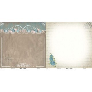 Papel Under The Sea 04 - 180gr 30,5x30,5