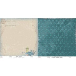 Papel Under The Sea 03 - 180gr 30,5x30,5