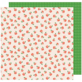 Papel Just Peachy - 180gr 30,5x30,5
