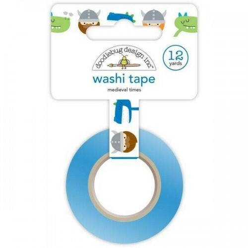 Washi Tape - Medieval Times