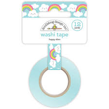 Washi Tape - Happy Skies