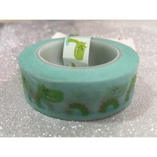 Washi Tape - Sea Serpents