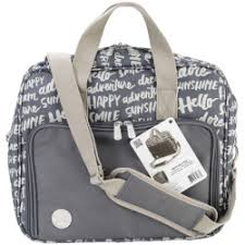 Bolsa Organizadora - Crafters Shoulder Bag - Charcoal