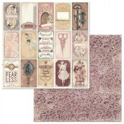 Papel Charmed - Mirror - 180gr 30,5x30,5