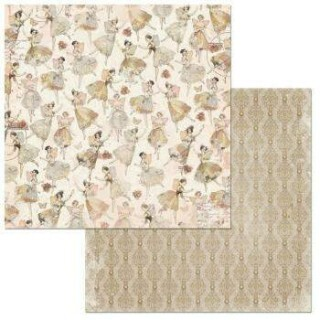 Papel Charmed - Dance - 180gr 30,5x30,5