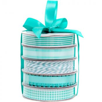 Premium Ribbon Teal