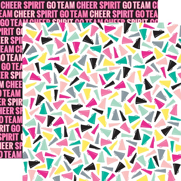 Papel Cheer - Loud and Proud - 180gr 30,5x30,5