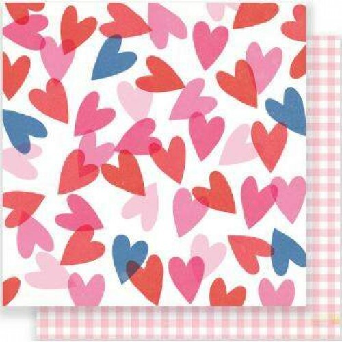Papel Heart Eyes - Main Squeeze - 30,5x30,5