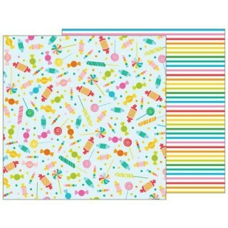 Papel Candy Shoppe - Happy Hooray - 30,5x30,5