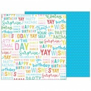 Papel Hooray - Happy Hooray - 30,5x30,5