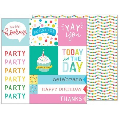 Papel Party Time - Happy Hooray - 30,5x30,5