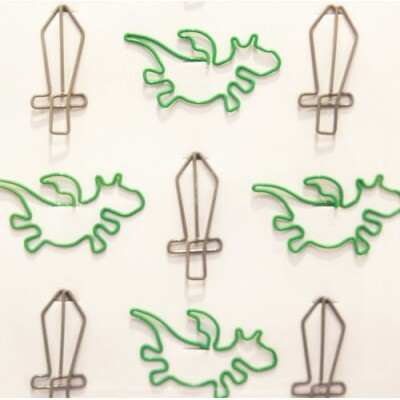 Clipes de Papel Dragon Tails - Doodlebug Design