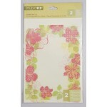Acetato Texturizado - Studio 112 - Decorative Floral