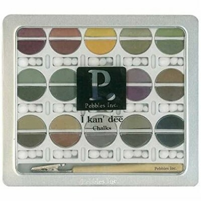 Kit Chalk Earth Tones - Pebbles