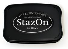 Carimbeira - Stazon Opaque - Jet Black
