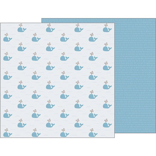 Papel Seaside - Pebbles - Night Night Collection - 30,5x30,5