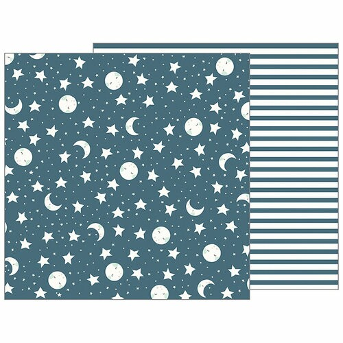 Papel Sweet Dreams - Pebbles - Night Night Collection - 30,5x30,5