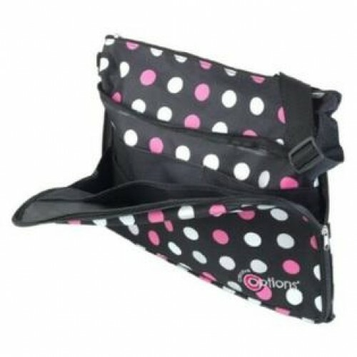 Bolsa Organizadora - Crafters Bag with Shoulder Strap - Creative Options
