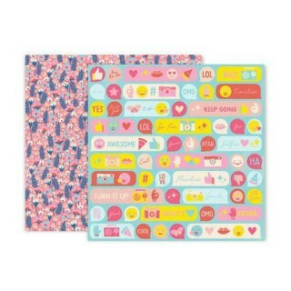 Papel Pick me Up 08 - 30,5x30,5