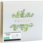 Álbum Family - Storyline 2 Collection - 30,5x30,5 cm - Heidi Swapp