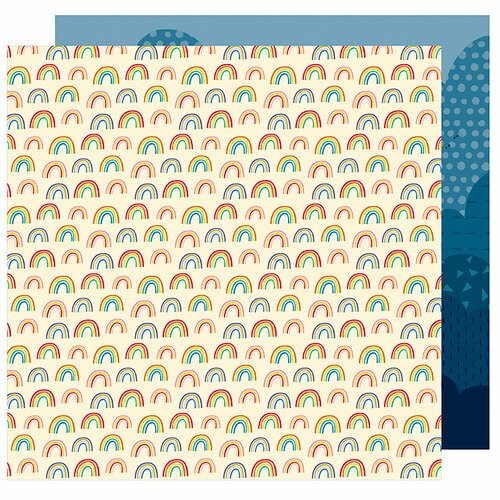Papel In the Sky - Box of Crayons Collection 30,5x30,5 - American Crafts