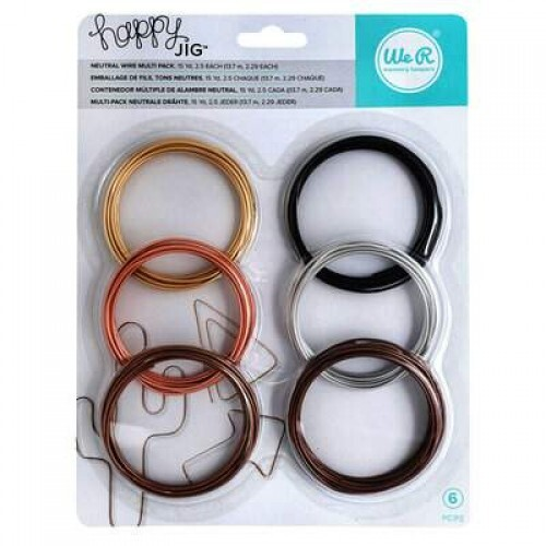 Arames para Happy Jig - Neutral Wire Multi Pack (EMBALAGEM DANIFICADA)