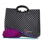 Bolsa Organizadora - Knitting Tote - Creative Options