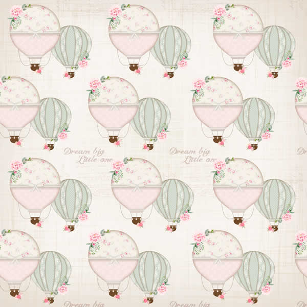 Papel Its a Baby 2 - Katy Borges - 30,5x30,5