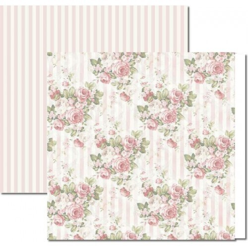 Papel Bouquet - Katy Borges - 30,5x30,5