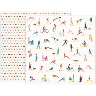 Papel Pick me Up 09 - 30,5x30,5