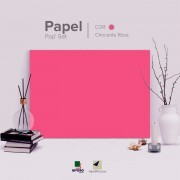 Papel Pop Set - Sweet Rose 170g A4 - 25 Folhas