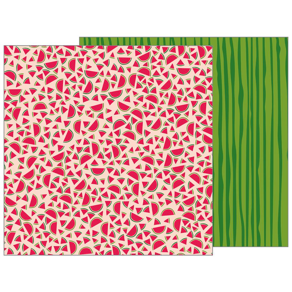 Papel Patio Party Collection - Slices - 180gr - 30,5x30,5