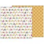 Papel Patio Party Collection - Mocktails - 180gr - 30,5x30,5