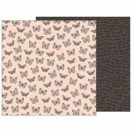 Papel Patio Party Collection - Flutterflies - 180gr - 30,5x30,5