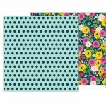 Papel Patio Party Collection - Bouquets - 180gr - 30,5x30,5