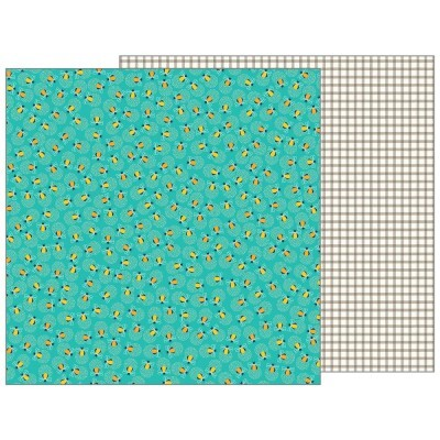 Papel Patio Party Collection - Glow - 180gr - 30,5x30,5