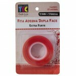 Fita Adesiva Dupla Face Extra Forte - 12mm X 5m
