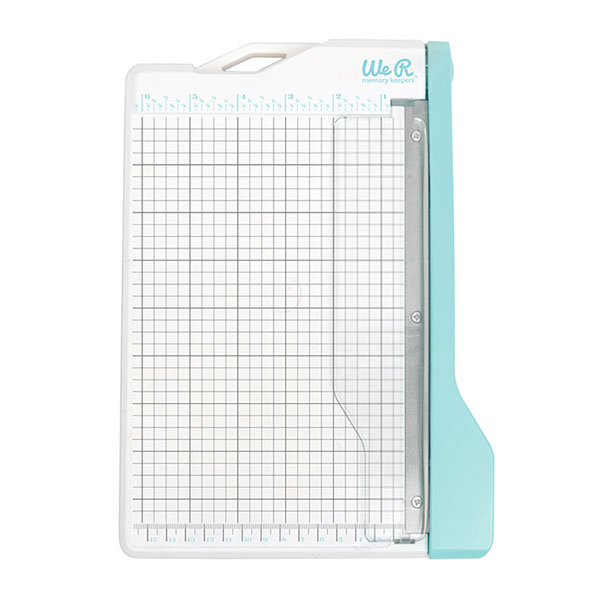 Mini Guilhotina Paper Cutter - We R