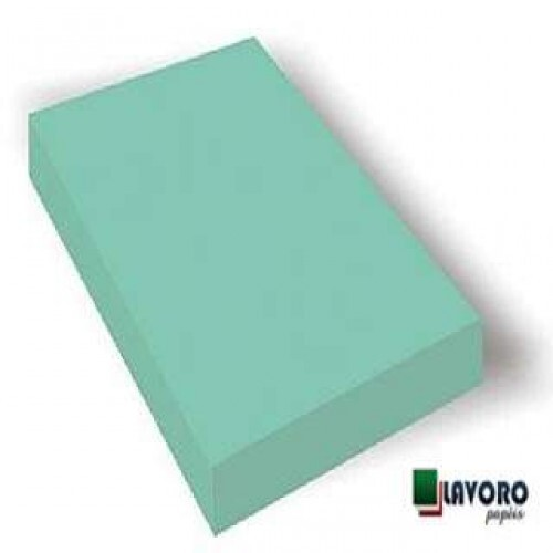 Papel Super Bond 50gr. 500fls. Form. A4 Verde
