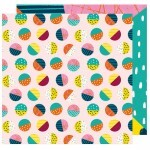 Papel On A Roll - Box of Crayons Collection 30,5x30,5 - American Crafts