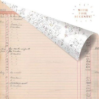 Papel My Last Note - Lavender Collection 30,5x30,5