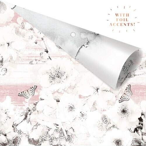 Papel Beautiful Remarks - Cherry Blossom Collection 30,5x30,5